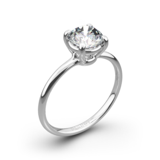 Danhov CL130 Classico Solitaire Engagement Ring