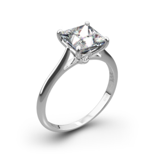 Vatche 1520 Lyric Solitaire Engagement Ring for Princess