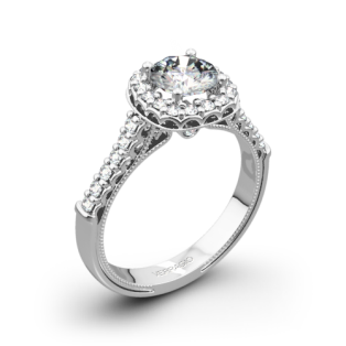 Verragio Renaissance 903CU6 Diamond Engagement Ring