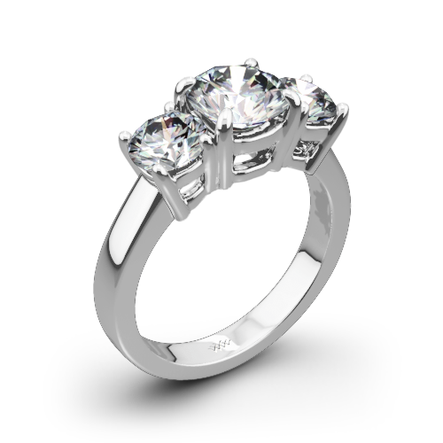 three en engagement trellis posen own zac stone in rings wedding platinum truly tw setmain ring build rd diamond ct your cn