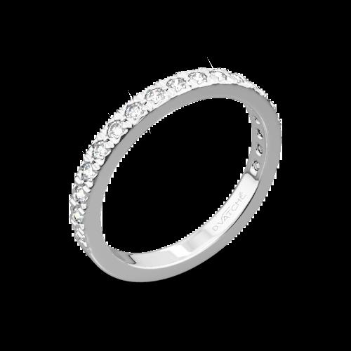 Vatche 1003-MB 5th Avenue Pave Diamond Wedding Ring