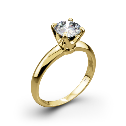 Vatche U-114 5th Avenue Solitaire Engagement Ring