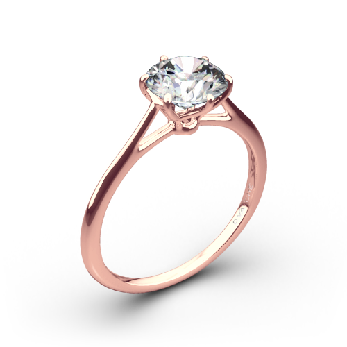 felicity solitaire engagement ring by vatche 3785
