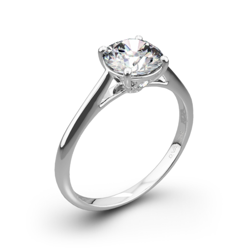 Vatche 1516 Inara Solitaire Engagement Ring