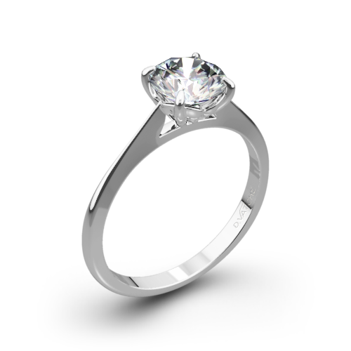 Vatche 1522 Bliss Solitaire Engagement Ring