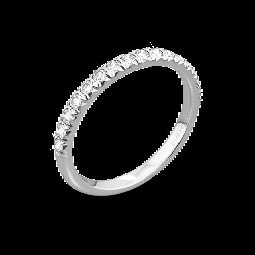 Vatche 1533 Charis Pave Diamond Wedding Ring