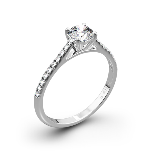 Vatche 1535 Melody Diamond Engagement Ring