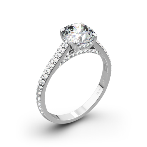 Vatche 1536 Euphoria Diamond Engagement Ring