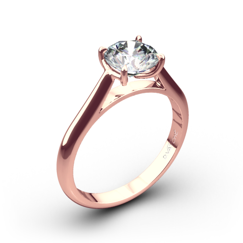 Vatche 1543 Mia Solitaire Engagement Ring