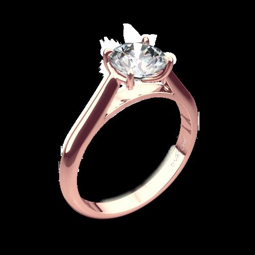 Vatche 1543 Mia Solitaire Engagement Ring