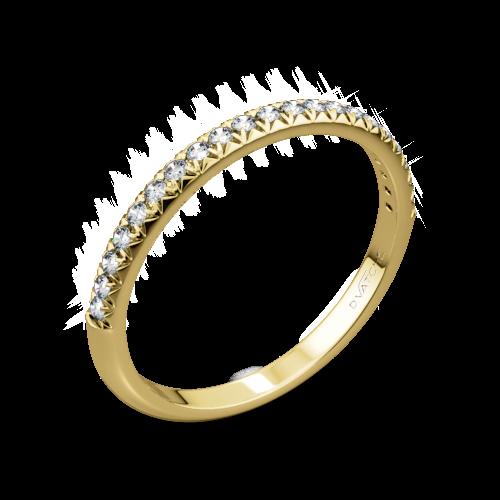 Vatche 1544 Mia Pave Diamond Wedding Ring