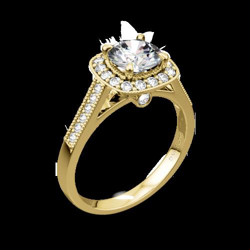 Vatche 180 Grace Diamond Engagement Ring