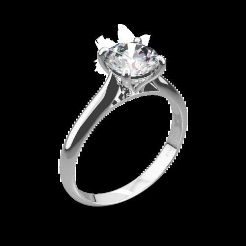Vatche 187 Caroline Solitaire Engagement Ring