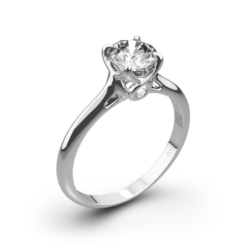 Vatche 194 Sisley Solitaire Engagement Ring