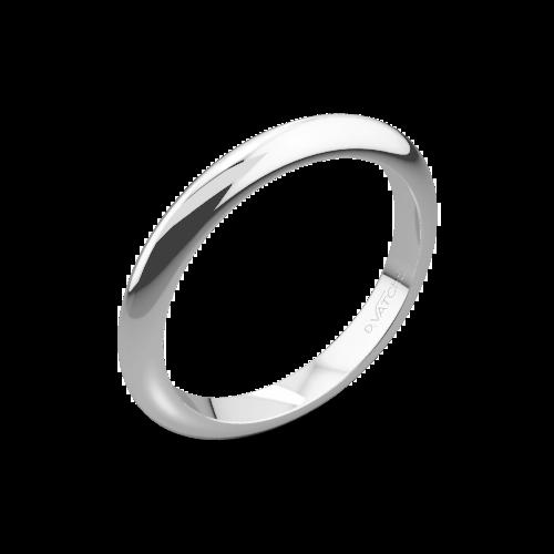 Vatche U-113 Knife-Edge Wedding Ring