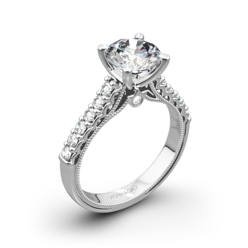 of platinum diamond picture classic ring solitaire carat