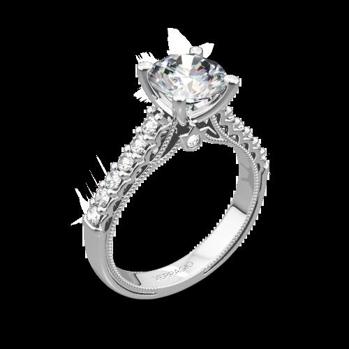 Verragio Classic 901R7 Diamond Engagement Ring