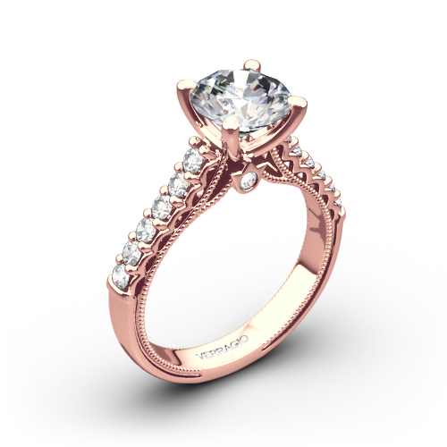Verragio Classic 901R7 Diamond Engagement Ring