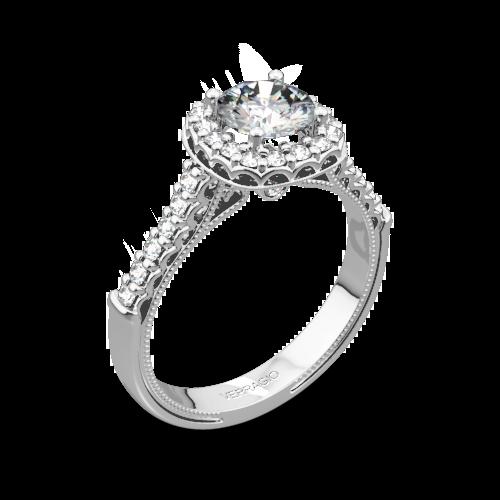 Verragio Classic 903CU6 Diamond Engagement Ring
