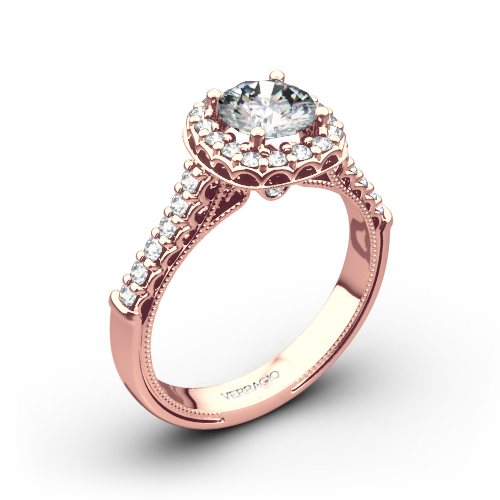 Verragio Classic 903CU6 Diamond Engagement Ring