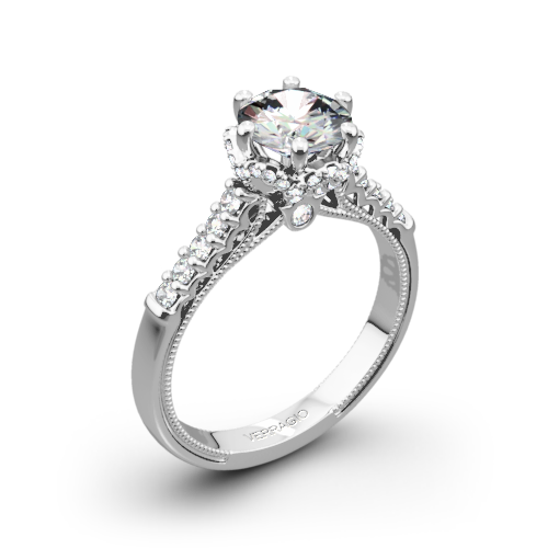 Verragio Renaissance 911RD7 Diamond Engagement Ring