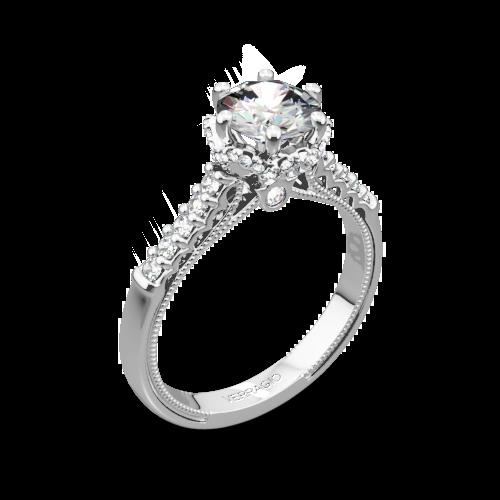 Verragio Classic 911RD7 Diamond Engagement Ring