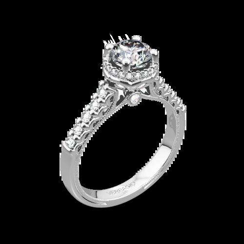 Verragio Classic 916RD7 Diamond Engagement Ring