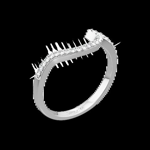 Simon G. MR2533 Passion Diamond Wedding Ring