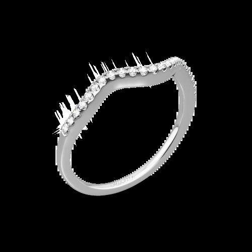 Simon G. MR2549 Fabled Diamond Wedding Ring