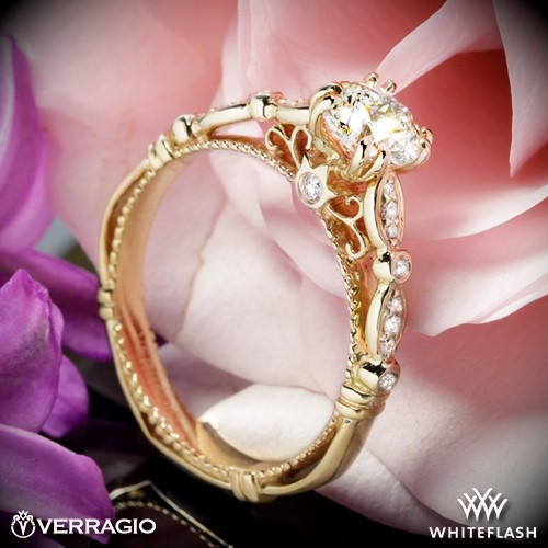 Verragio D-100 Diamond Engagement Ring
