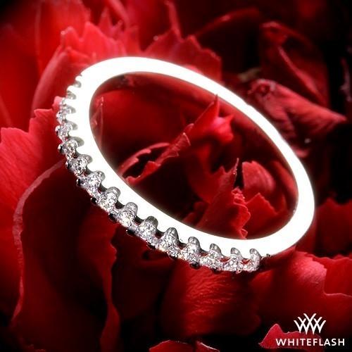 Petite Diamond Wedding Ring