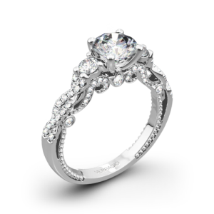 Three Stone Engagement Rings From Whiteflash Com
