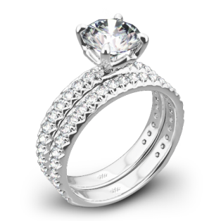 Harmony Diamond Wedding Set