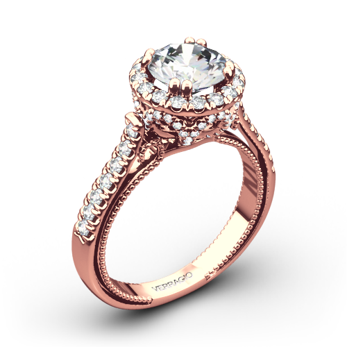 Verragio ENG-0433R Couture Diamond Engagement Ring