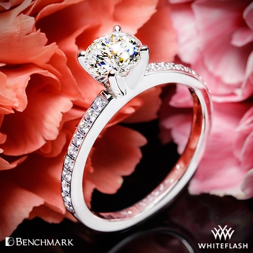 Benchmark LCPA1 Engagement Ring