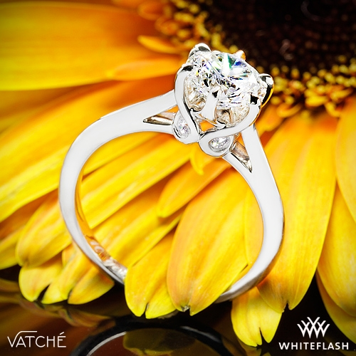 Vatche 191 Engagement Ring