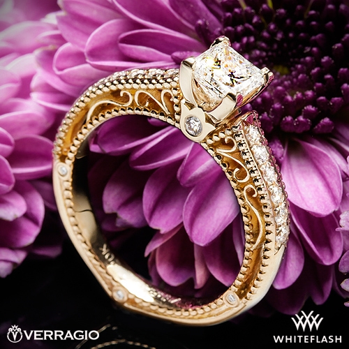 Verragio AFN-5001P-2 Diamond Engagement Ring