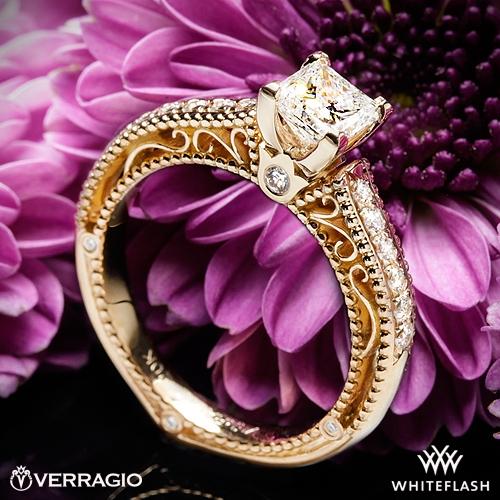 Verragio AFN-5001P-2 Diamond Engagement Ring