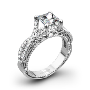Verragio Venetian Lido AFN-5003-2 Diamond Engagement Ring for Princess