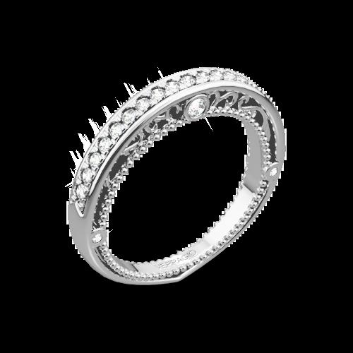 Verragio AFN-5047W-1 Venetian Wedding Ring