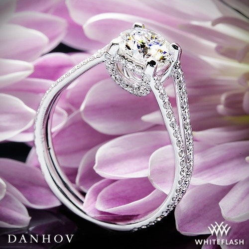 Danhov LE116 Engagement Ring