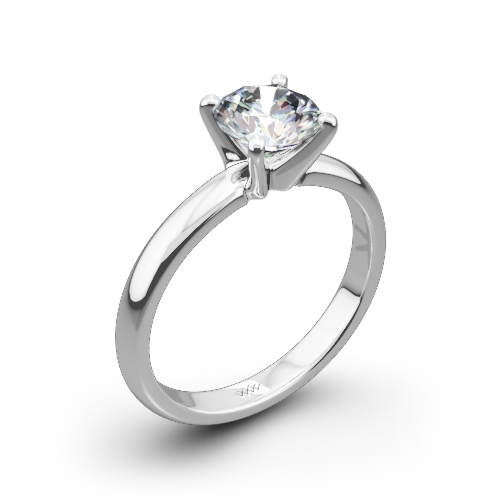 Promettre Solitaire Engagement Ring