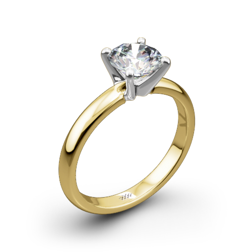 Promettre Solitaire Engagement Ring