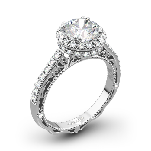 Verragio Venetian Lace AFN-5053R-4 Halo Diamond Engagement Ring
