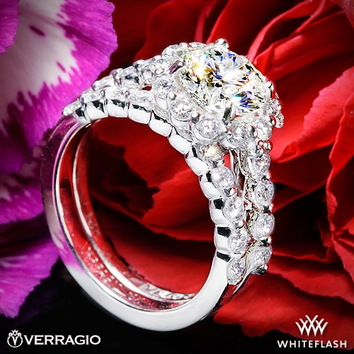 Verragio INS-7033 Diamond Engagement Ring