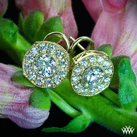 Bella Diamond Earrings