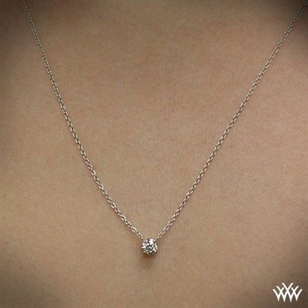 Four Corners Diamond Pendant