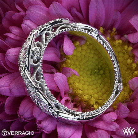 Verragio Venetian Lido AFN-5005W-2 Diamond Wedding Ring