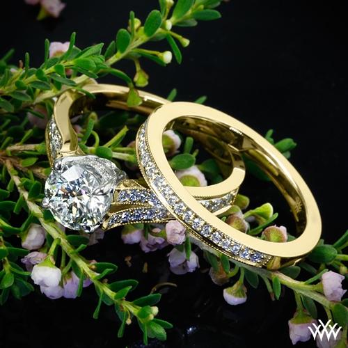 Divisi Diamond Wedding Set