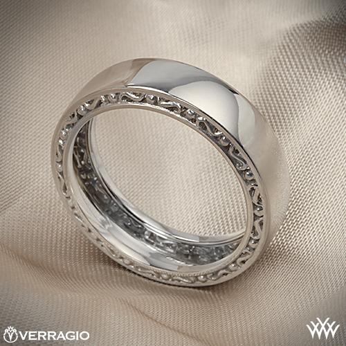 Verragio High Polish Wedding Ring 2032